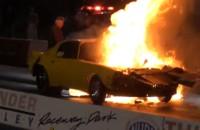 Nitrous explosion – car explodes