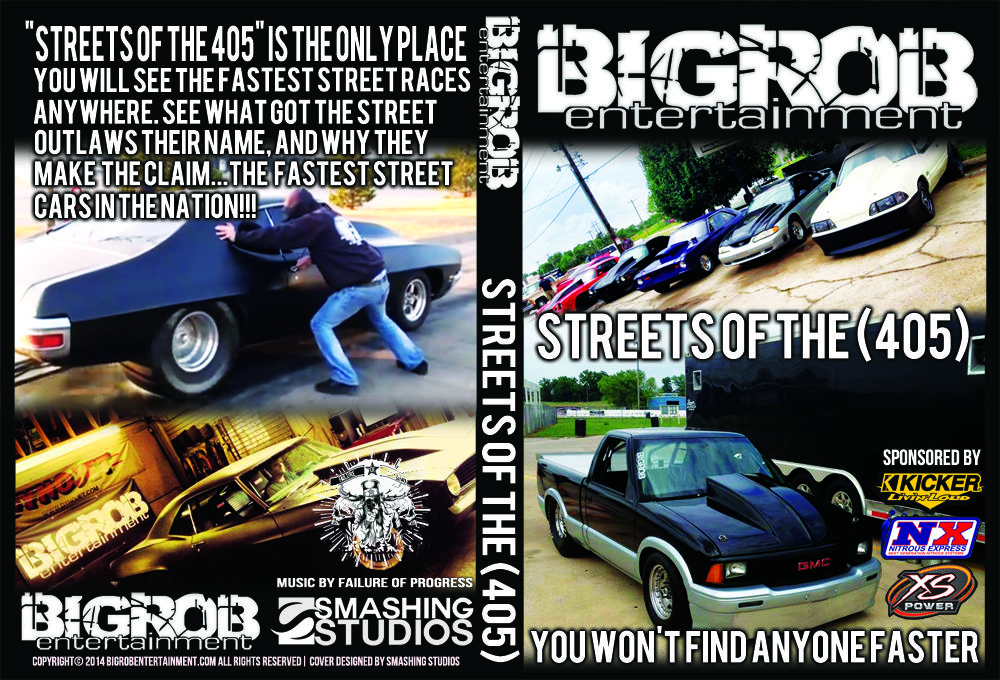 Streets Of The 405 DVD